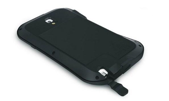 Водонепроницаемый и противоударный кейс LOVE MEI Gorilla Metal для Galaxy Note 3 (GT-N9000)