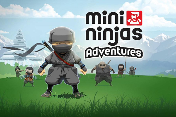 Mini Ninjas – маленький герой для Samsung Galaxy Note 3, S5, S4, S3