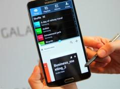 Samsung Galaxy Note 4 - интересные функции нового фаблета