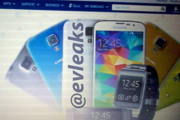 Samsung Galaxy S5 Mini - дизайн смартфона