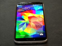 Фото с Samsung Galaxy S5 Prime - возможнвй дизайн новинки
