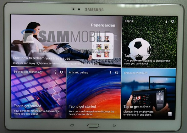 Прывые фото с Samsung Galaxy Tab S 10.5