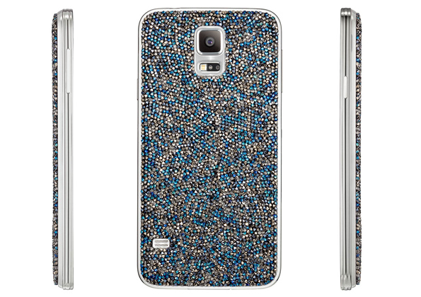 "Коллекция ""Swarovski for Samsung"". для Galaxy S5 и Gear Fit"