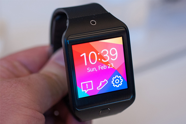 Samsun Gear 2 Solo SM-R710 - часы с SIM-картой