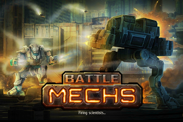 Battle Mechs – роботы наемники