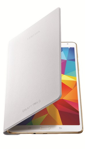Чехлы Book Cover и Simple Cover для Galaxy Tab S
