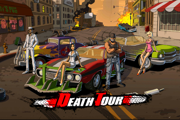 Death Tour – гонки на выживание для Галакси С5, С4, Нот 3