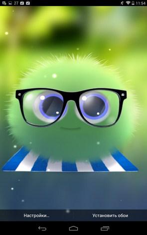 Fluffy Chu – пушистое чудо для Samsung Galaxy Note 3, S5, S4, S3