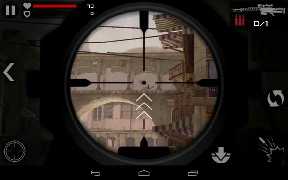 Frontline Commando – остаться в живых для Samsung Galaxy S5, S4, Note 3