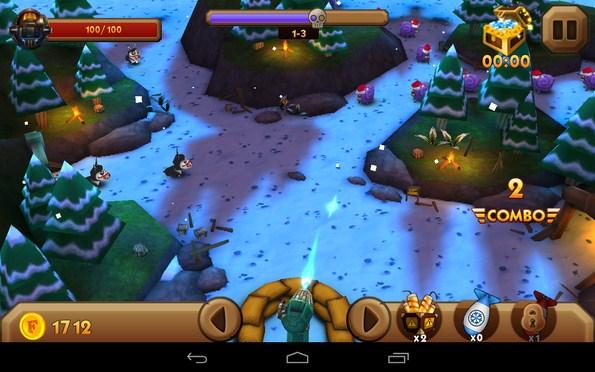Mad Animals – животные-зомби атакуют для Галакси С5, С4, Нот 3