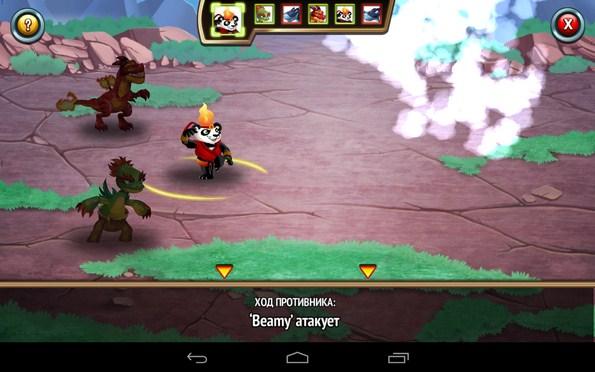 Monster Legends – управление монстрами для Samsung Galaxy S5, S4, Note 3
