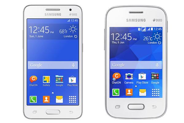 Samsung Galaxy Core 2 и Pocket 2 - новые бюджетные смартфоны