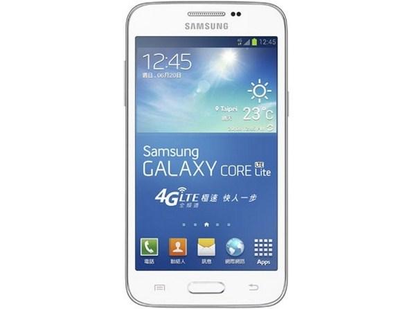 Новый недорогой смартфон Samsung Galaxy Core Lite с LTE