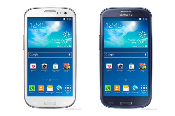 Смартфон Samsung Galaxy S III Neo с Android KitKat