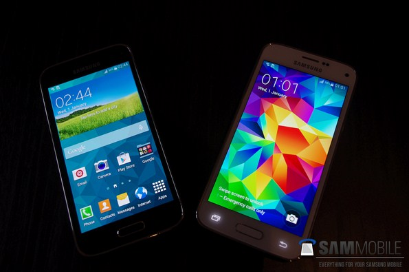 Фото с Samsung Galaxy S5 Mini и характеристики по AnTuTu и CPU-Z