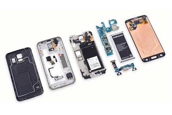 Инструкция как разобрать Samsung Galaxy S5 в картинках и с видео