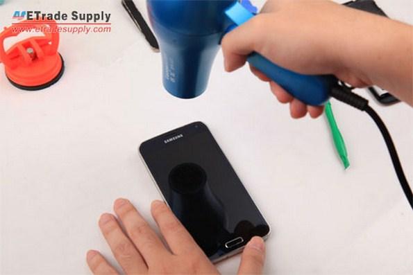 Меняем дисплей на Samsung Galaxy S5 - фото и видео инструкция
