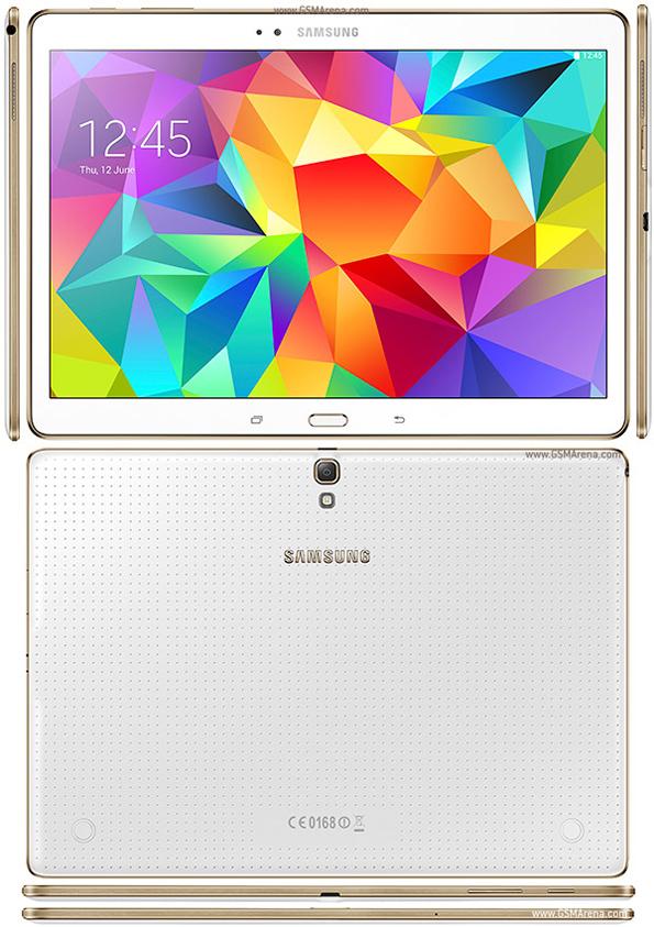 Планшет Samsung Galaxy Tab S 10.5 - внешний вид