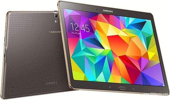 Планшет Samsung Galaxy Tab S 10.5 - экран
