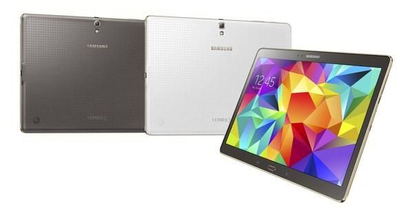 Планшет Samsung Galaxy Tab S 10.5 - дисплей