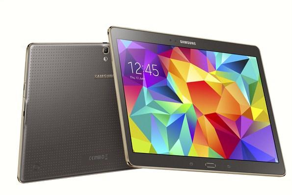 Samsung Galaxy Tab S 10.5 - фото и характеристики
