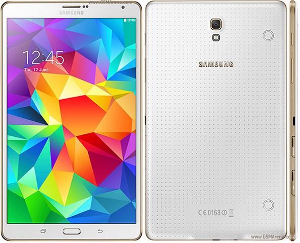 Планшет Samsung Galaxy Tab S 8.4 - внешний вид и габариты