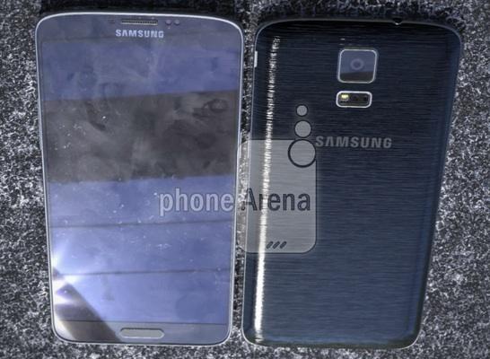 Samsung Galaxy F - фото