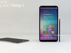 Samsung Galaxy Note 4 будет иметь дисплей 5.7 дюйма QHD