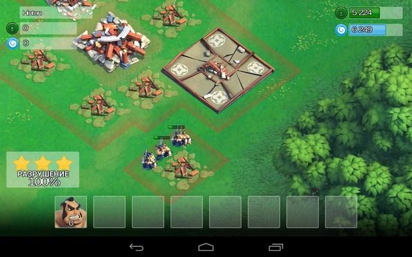 Samurai Siege – воины востока для Галакси С5, С4, Нот 3