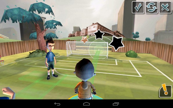 Soccer Moves – стратегический футбол для Галакси С5, С4, Нот 3