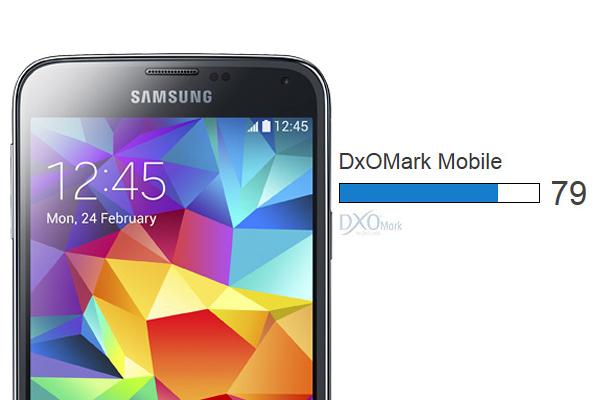 Samsung Galaxy S5 имеет лучшую мобильную камеру - тест DxOMark