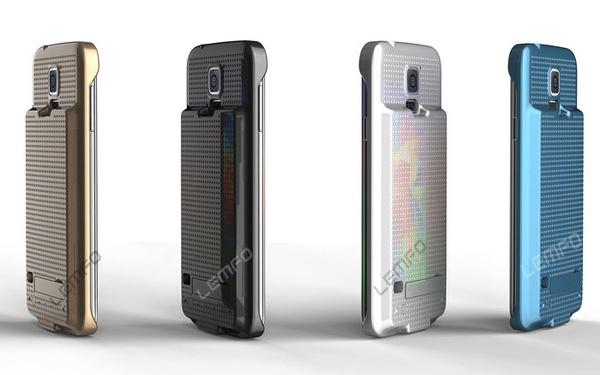 Чехлы с батареей для Samsung Galaxy S5