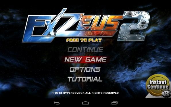 ExZeus 2 – война машин для Галакси С5, С4, Нот 3