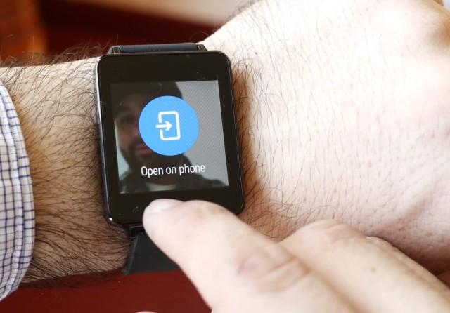 Сравнение часо LG G Watch и Samsung Gear Live