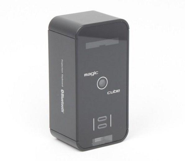 Лазерно-проекционная клавиатура Magic Cube для Галакси С5, С4, Нот 3