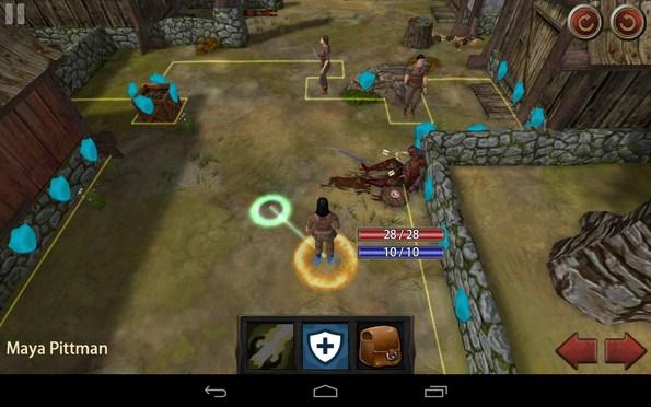 Mana Rush – борьба со злом для Samsung Galaxy S5, S4, Note 3