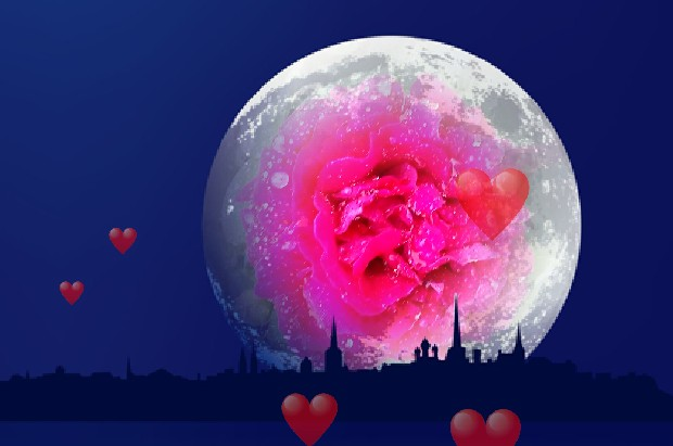 Moonlight Live Wallpaper - красивые живые обои на смартфоны Samsung