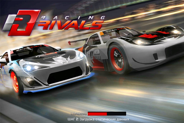 Racing Rivals – драг-заезды для Галакси С5, С4, Нот 3