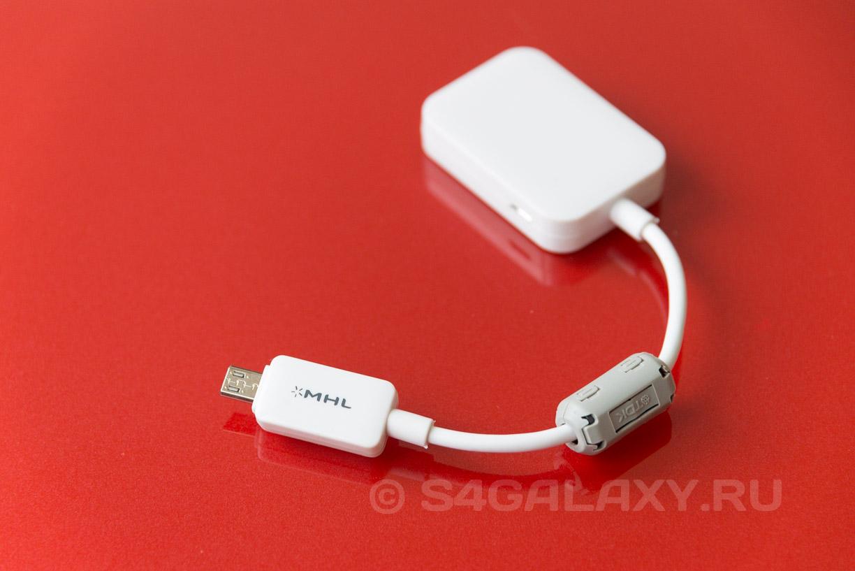 MHL HDMI to Galaxy S5