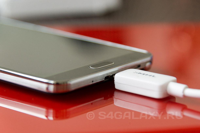 MHL HDMI переходник для Samsung Galaxy