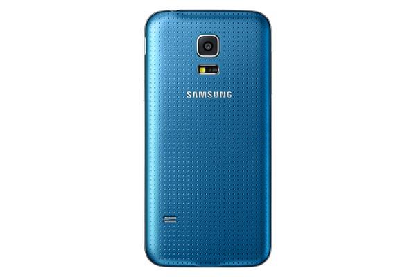 Синий Samsung Galaxy S5 Mini SM-G800