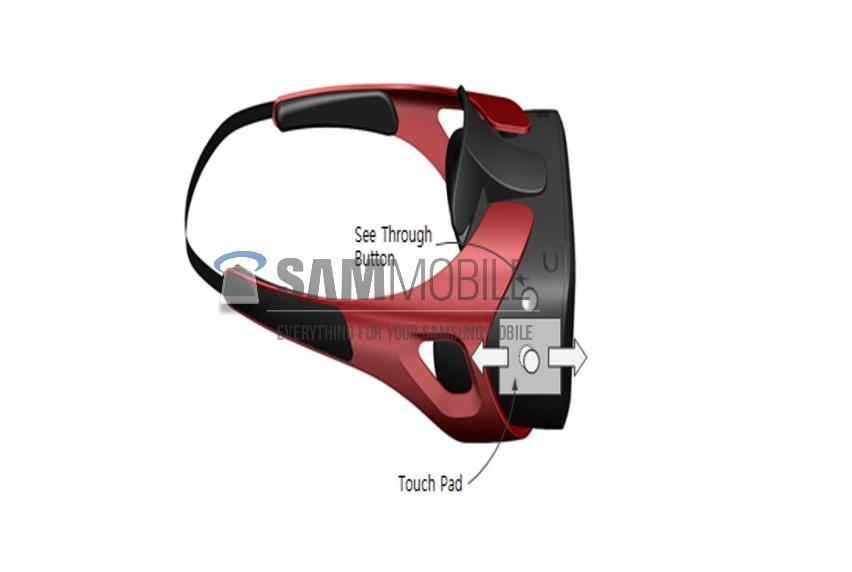Новый шлем виртуальной реальности Samsung Gear VR