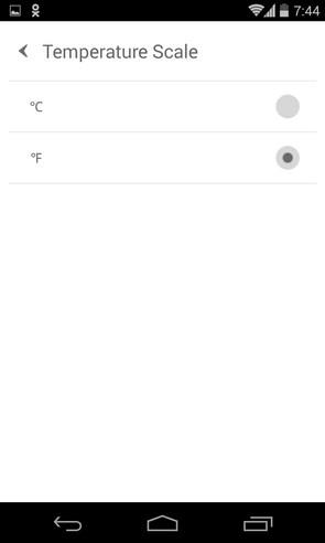 Smart Screen (Beta) - простое приложение на Samsung Galaxy