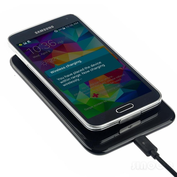 Wireless Charging Kit Samsung Galaxy S5