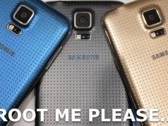 Root на Galaxy S5 легко и быстро