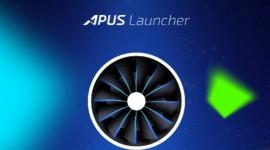 APUS Launcher – шустрый интерфейс