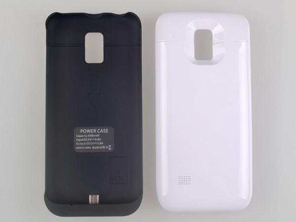 Чехол для Galaxy S5 Mini с батареей