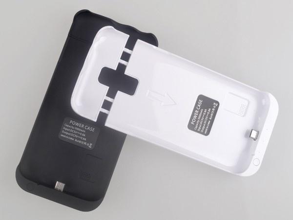 Кейс для Galaxy S5 Mini с аккумулятором