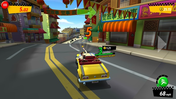 Игрушка Crazy Taxi: City Rush