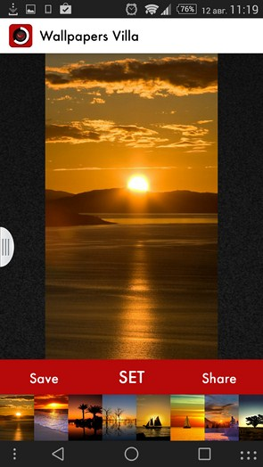 HD Wallpapers Villa – качественные обои для Galaxy S5, S4, S3, Note 3, Ace 2
